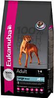 Eukanuba для взрослых собак больших пород, 15 кг
