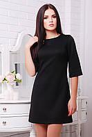 Платье Эшли черный