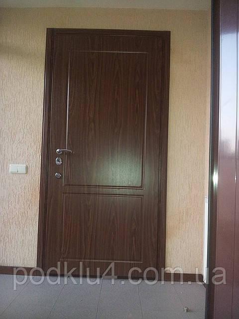 изготовление металлических дверей в ступино