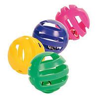 4521 Trixie Набор пластиковых игрушек для кошки, 4 шт
