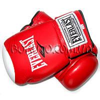 Боксёрские перчатки Everlast PROFESSIONAL (кожа)