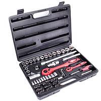 Профессиональный набор инструмента 72 ед. Intertool