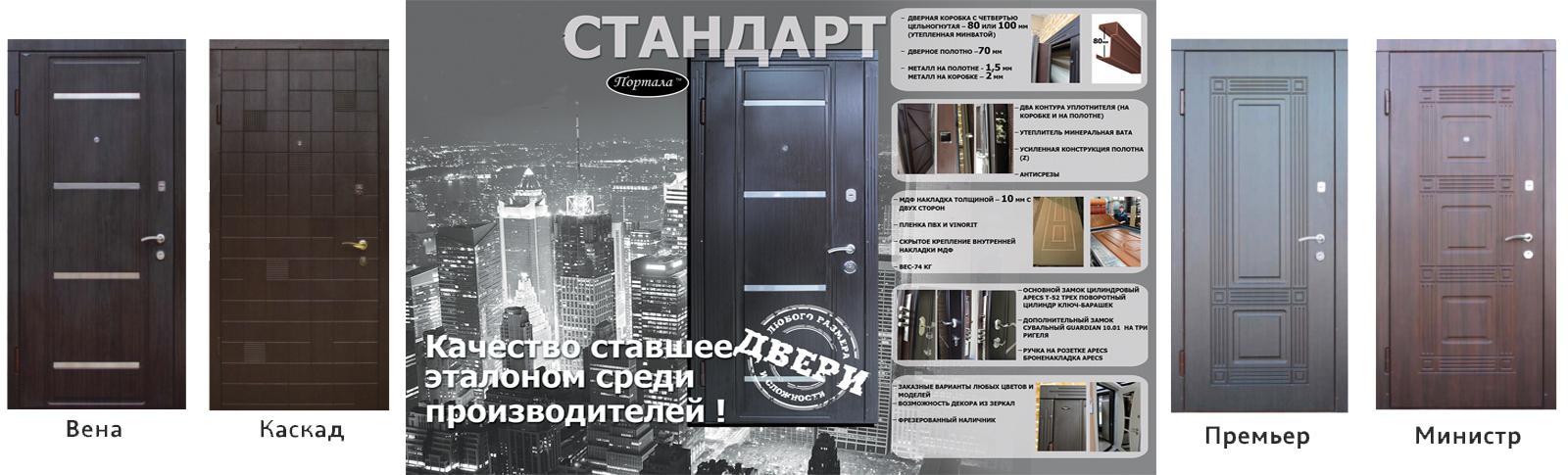 стандарты на входные двери квартиру