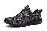 Кроссовки мужские Adidas Yeezy Boost 350 (адидас, оригинал) черные