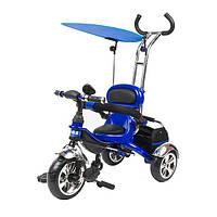 Велосипед трехколесный Mars Trike надувные колеса