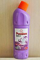 Средство для чистки унитаза Passion Gold WC (лаванда) 1 л.