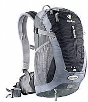Женский велосипедный рюкзак DEUTER Bike I SL, 32059 7490 серый