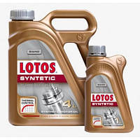 LOTOS  Syntetic Plus 5W40 ORIGINAL  1 л.(лотос) SN/CF