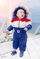 Суперский комбенизон для вашего малыша, натуральный мех!