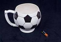 Кружка для пива футбольная 1000 мл