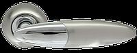 Дверная ручка  Armadillo Sfera LD55 матовый никель