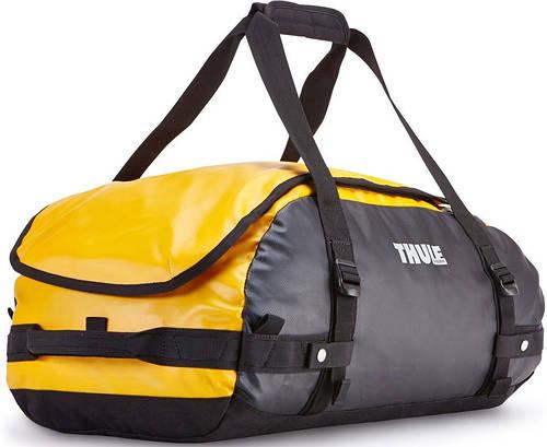 Желтая спортивная сумка-рюкзак 40 л. Thule Chasm Small 201900