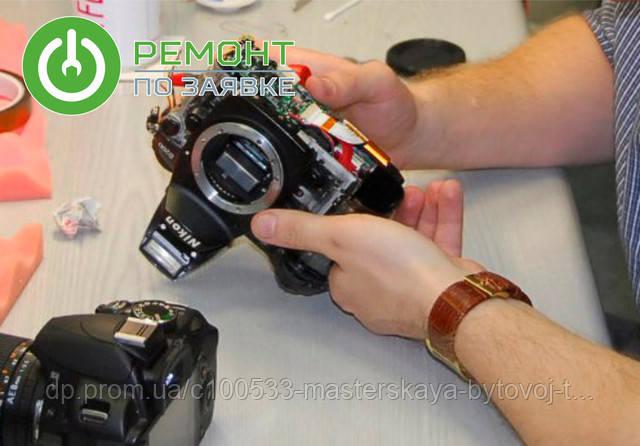 Ремонт камеры сони своими руками 21