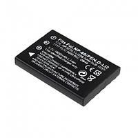 Аккумулятор для Fuji NP-60, Samsung SB-L1037/1137, Pentax D-Li12
