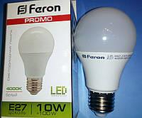 Светодиодная лампа Feron LB940 10W  4000K  для общего и декоративного освещения