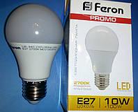 Светодиодная лампа Feron LB940 10W  2700K  для общего и декоративного освещения