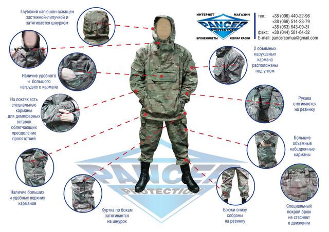 Демисезонная военная форма