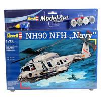 Сборная модель Revell Вертолет NH-90 NFH Navy 1:72 (64651)