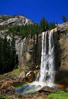Инфракрасный пленочный обогреватель картина Водопад
