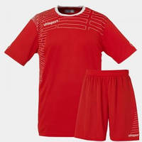 Футбольная форма Uhlsport 1003161 red/white