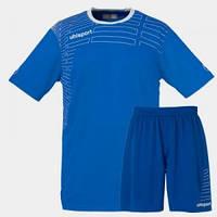 Футбольная форма Uhlsport royal blue/white