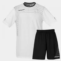 Футбольная форма Uhlsport white/black