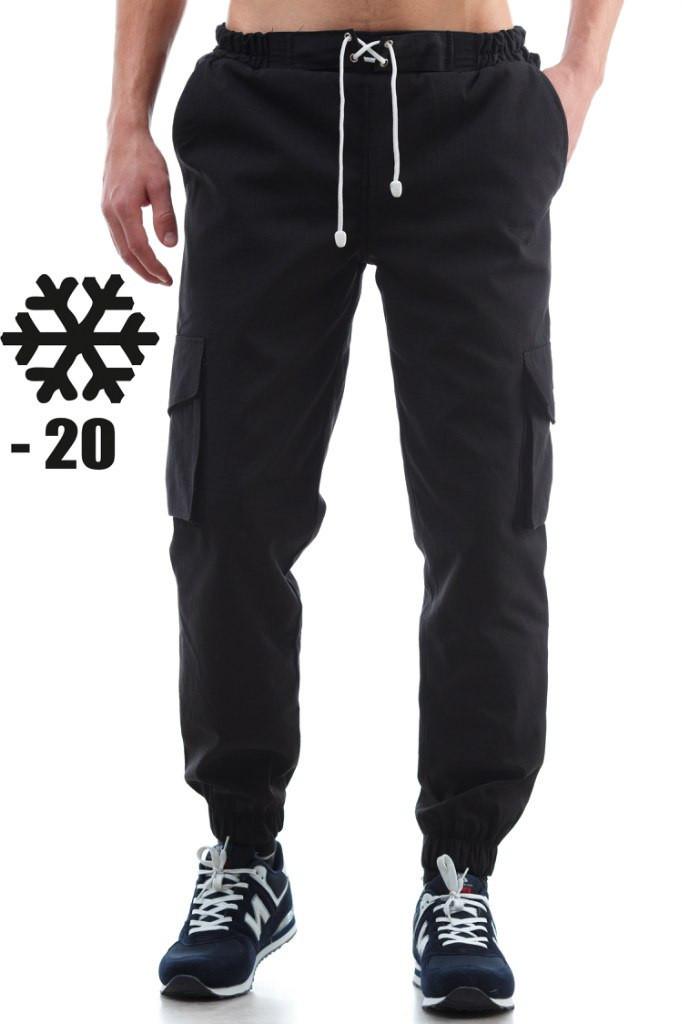 Теплые брюки мужские доставка