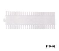 Прозрачная палитра для лака, геля (на 48 цветов) Lady Victory LDV PNP-03 /93-0