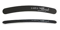 Изогнутая черная пилка Lady Victory LDV S-FL3-79С /44-0