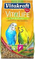 Корм для волнистых попугаев Vitakraft VitaLife Special  800 г