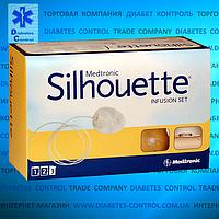 Катетеры для инсулиновой помпы Medtronic Silhouette (Инфузионный набор)