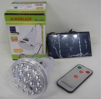 Лампа-фонарь  SOLAR LED  GD-5016 C ДУ код 5016