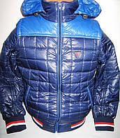Куртка для мальчика новинка р 32-40