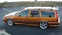Пороги Volvo 850