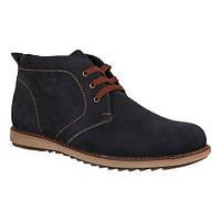 Зимние мужские нубуковые ботинки KONORS