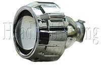 """Биксеноновые линзы Infolight Ultimate G5 2,5"""" (⌀64мм) H1, версия 2 (тип 1) без """"ангельских глаз"""""""