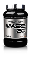 Гейнер Scitec Nutrition MASS 20, 1750g Шоколад