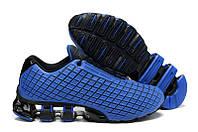 Кроссовки мужские Adidas Porsche Design VI (адидас порше, оригинал) синие