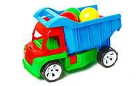 Игрушка машинка Фарго с шарами (FargoShar) bamsic
