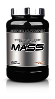 Гейнер Scitec Nutrition Mass 2250 грамм, Ваниль