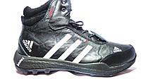 Зимние кроссовки ADIDAS  Daroga Black