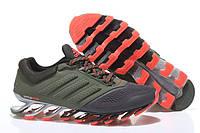 Кроссовки мужские Adidas Springblade (адидас, оригинал) серые