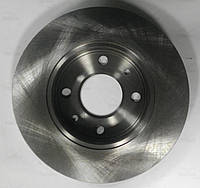 Тормозной диск Рено логан  DACIA Renault  Logan  19 21  AV KLAXCAR FRANCE 25827z  238x12 valeo (186803)