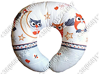 Подушки для кормления ребенка, для беременных (серые расцветки)