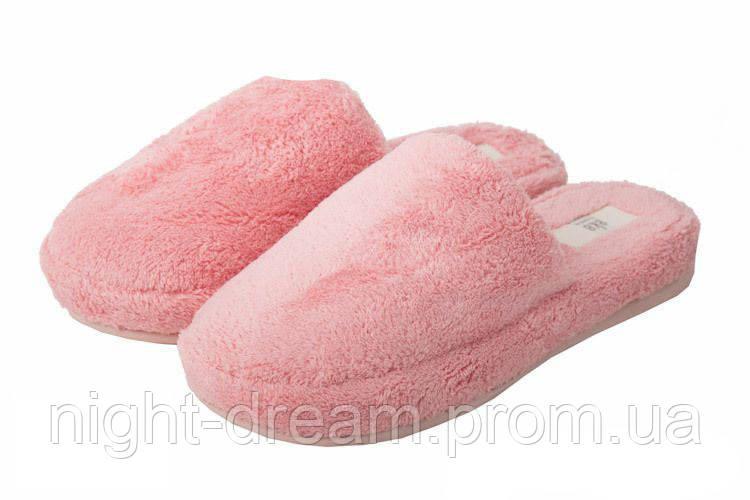 Тапочки SIS (KAR) Eke Home розовые 42-43