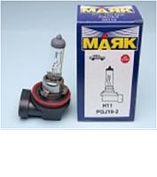 Маяк h11 12v 55w +20% вибростойкая