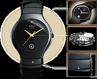 Часы наручные Rado Jubile True элитные часы керамические