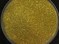 Глиттер золото 200мкм