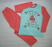 Пижама для девочки ( 10-12 ) лет