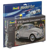 Сборная модель Revell Автомобиль VW Beetle Limousine 68 1:24 (67083)